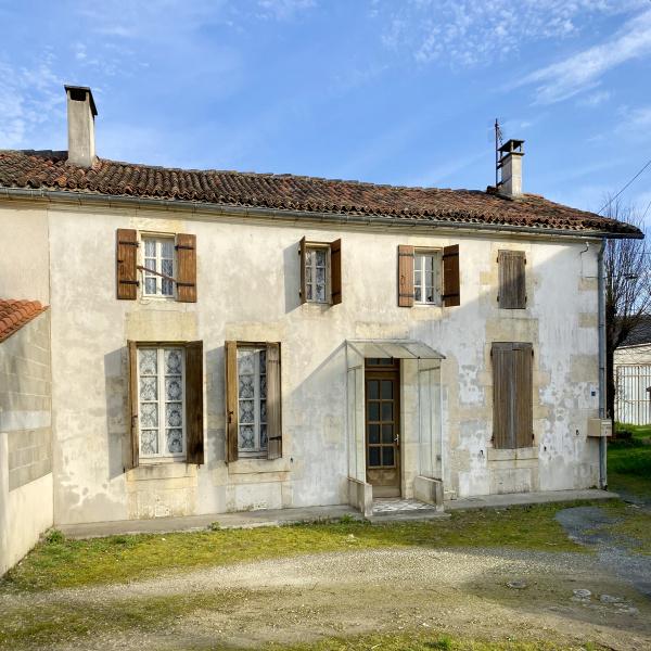 Offres de vente Maison Saint-Bris-des-Bois 17770